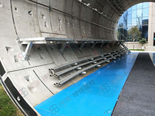 长沙地铁3号线张公塘车辆段