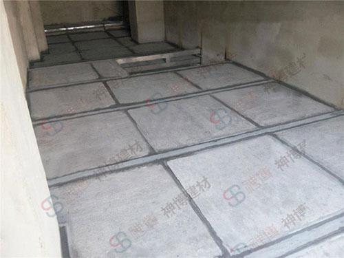 LOFT膨石夹层楼板